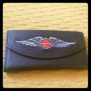 COPY - Harley davidson wallet